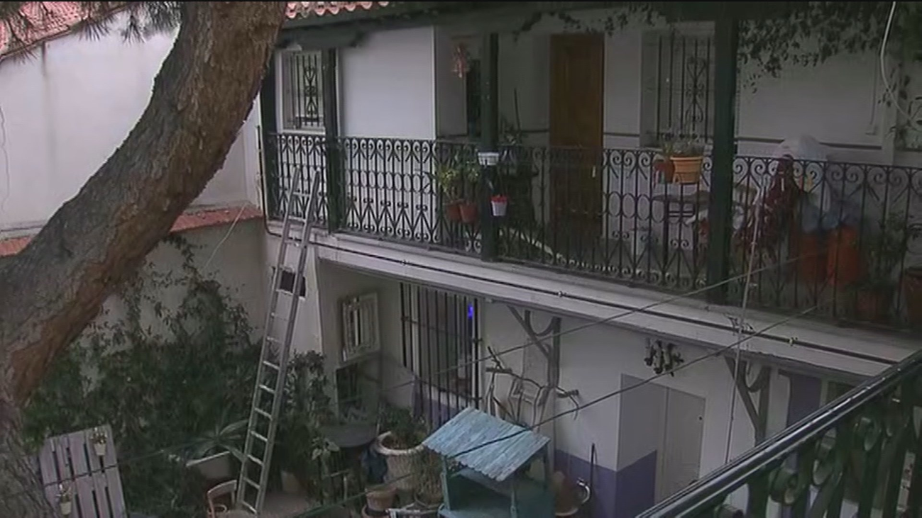 Tensión en Aranjuez por la 'okupación' de una corrala del siglo XVIII