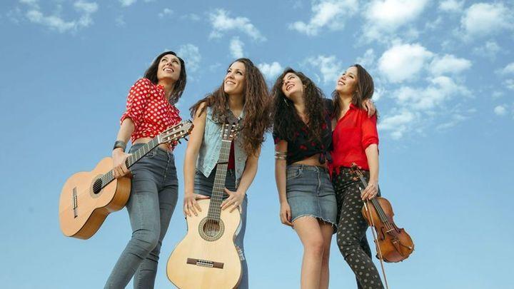Las Migas, una banda femenina fundada en 2004