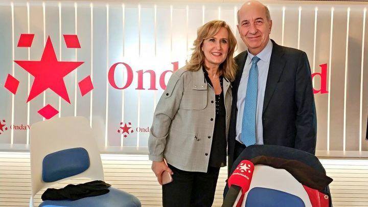 Alfredo Carrato, jefe del Servicio de Oncología del Hospital Ramón y Cajal de Madrid y director del Instituto Ramón y Cajal de Investigación Sanitaria