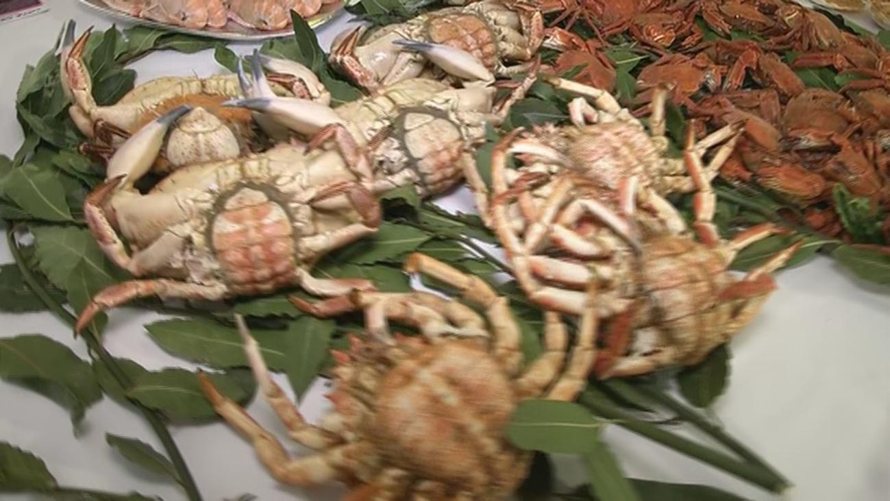 Arranca la Feria del Marisco en Alcobendas