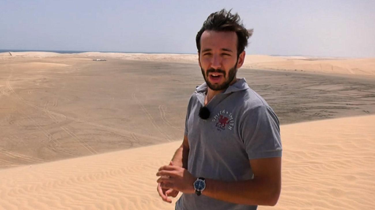 Descubrimos el desierto de la Península de Zekreet en Catar
