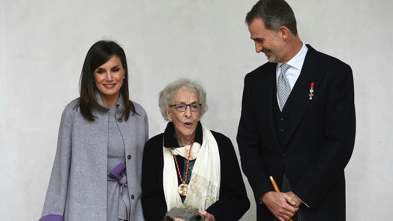 Ida Vitale, Premio Cervantes 2018, reivindica la poesía del Quijote
