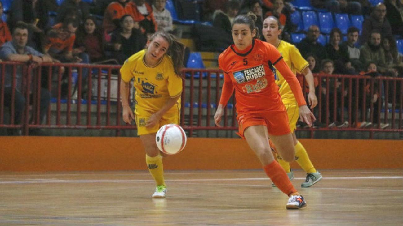 Alcorcón-Burela, fútbol sala femenino en La Otra