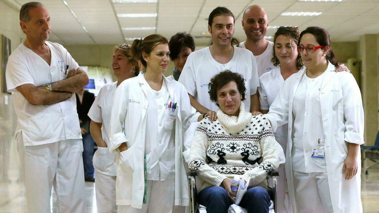 2014. El ébola toca a la puerta de casa de Europa