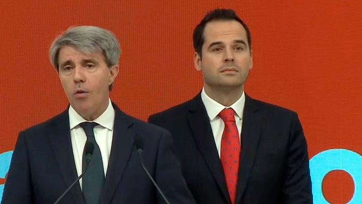 Ángel Garrido ficha por Ciudadanos e irá en el puesto 13 de la lista naranja en las elecciones del 26-M
