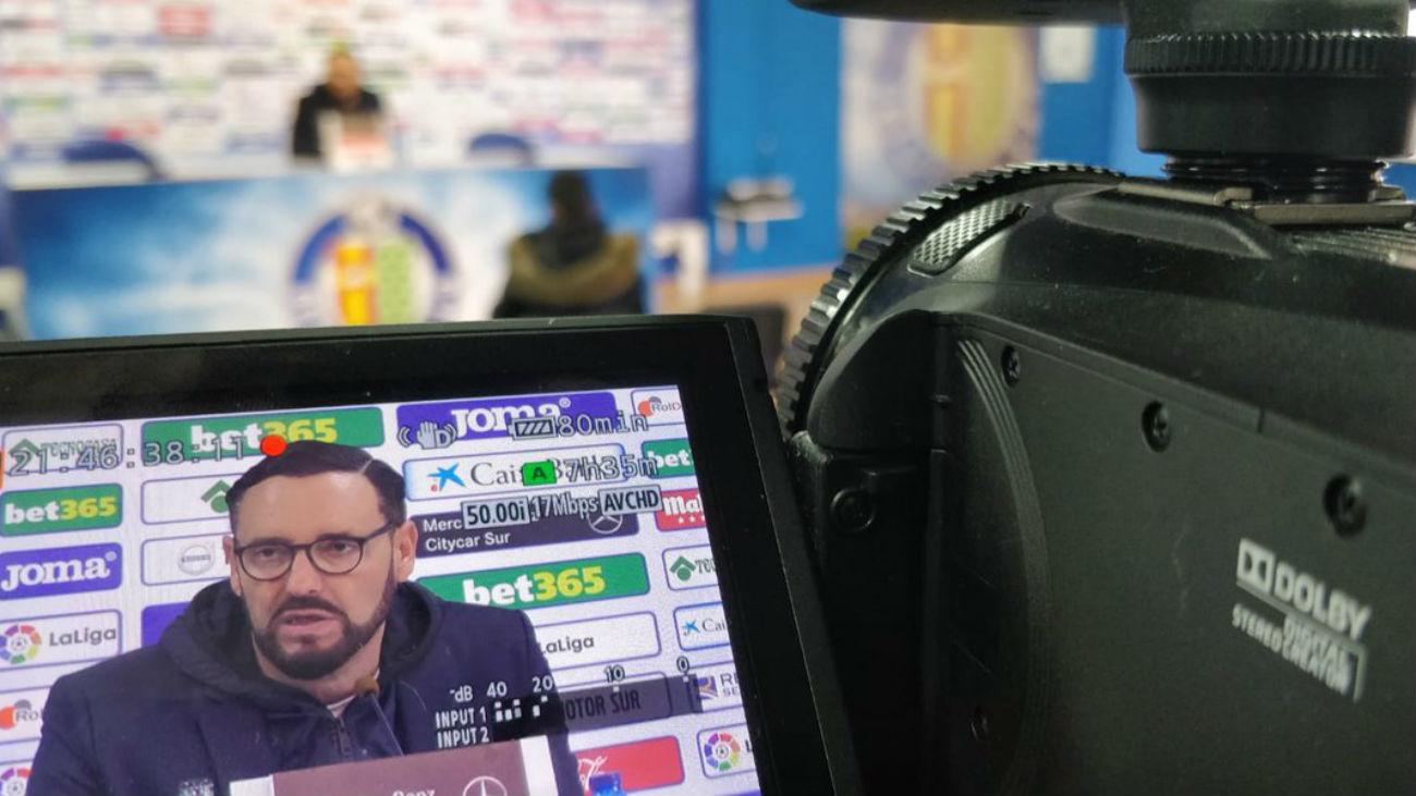 """Bordalás: """"Ante el Real Madrid puede pasar cualquier cosa"""""""