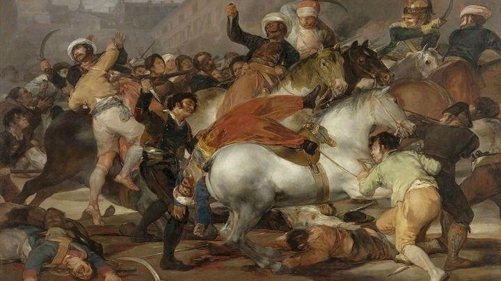 El dolor de Fernando VII por los ríos de sangre que corrieron el 2 de mayo