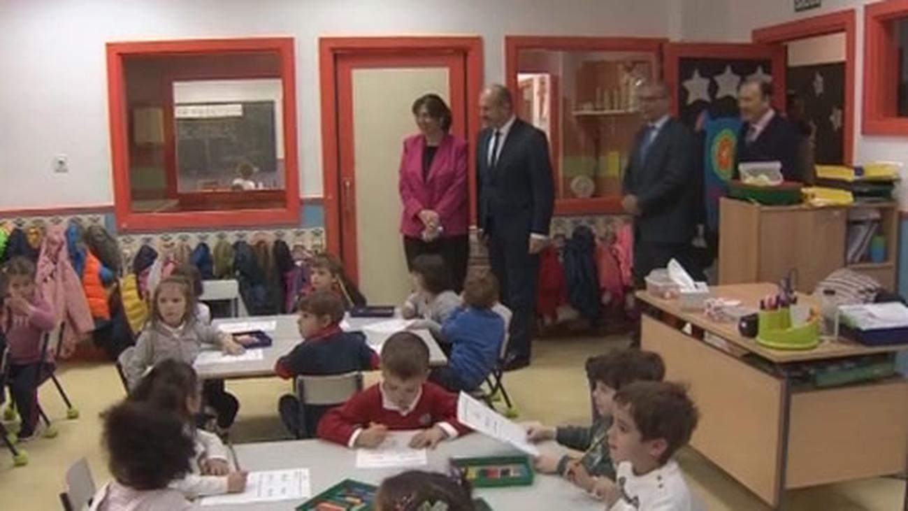 Comienza la matriculación en las escuelas infantiles públicas de Madrid