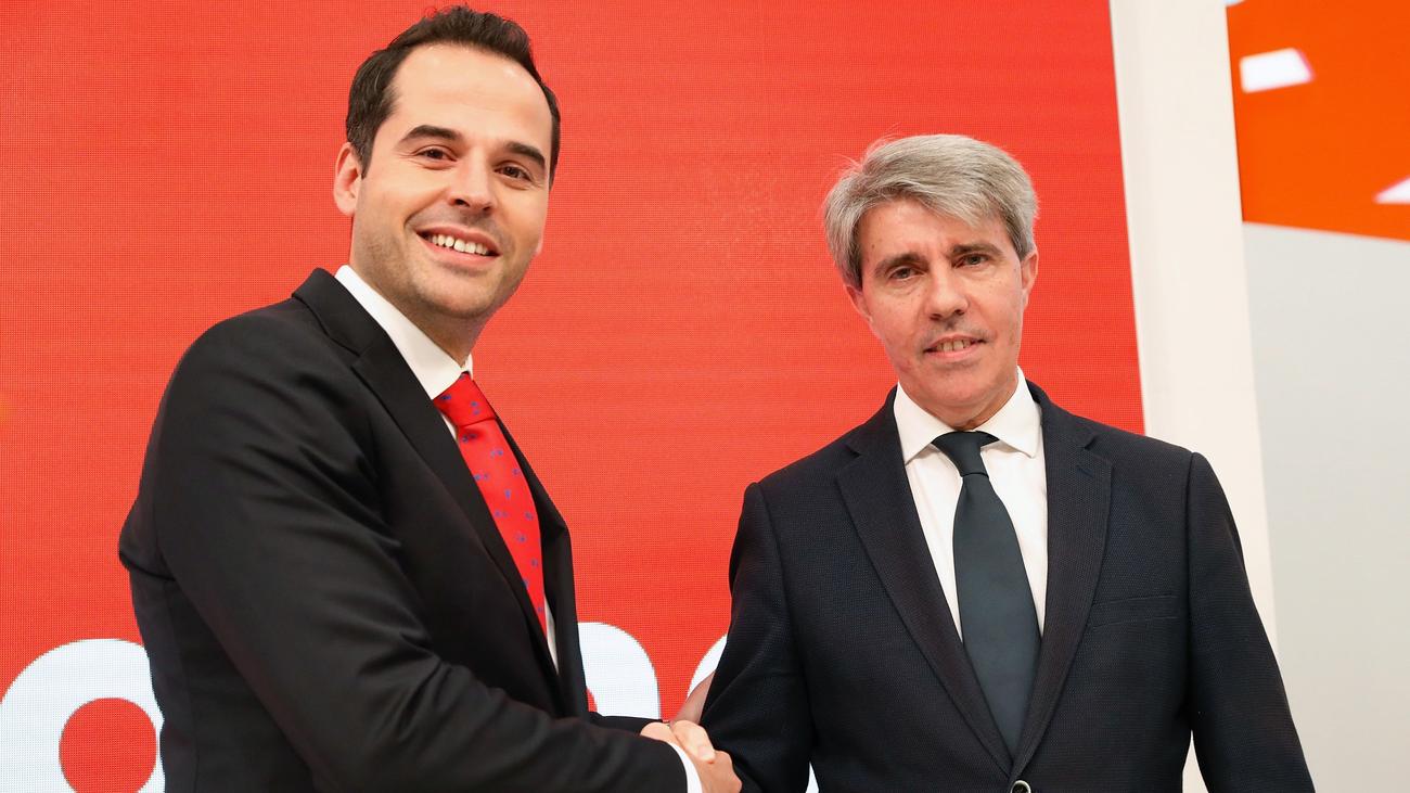 Garrido evita criticar al PP y afirma que Casado y Díaz Ayuso entenderán su marcha a Ciudadanos
