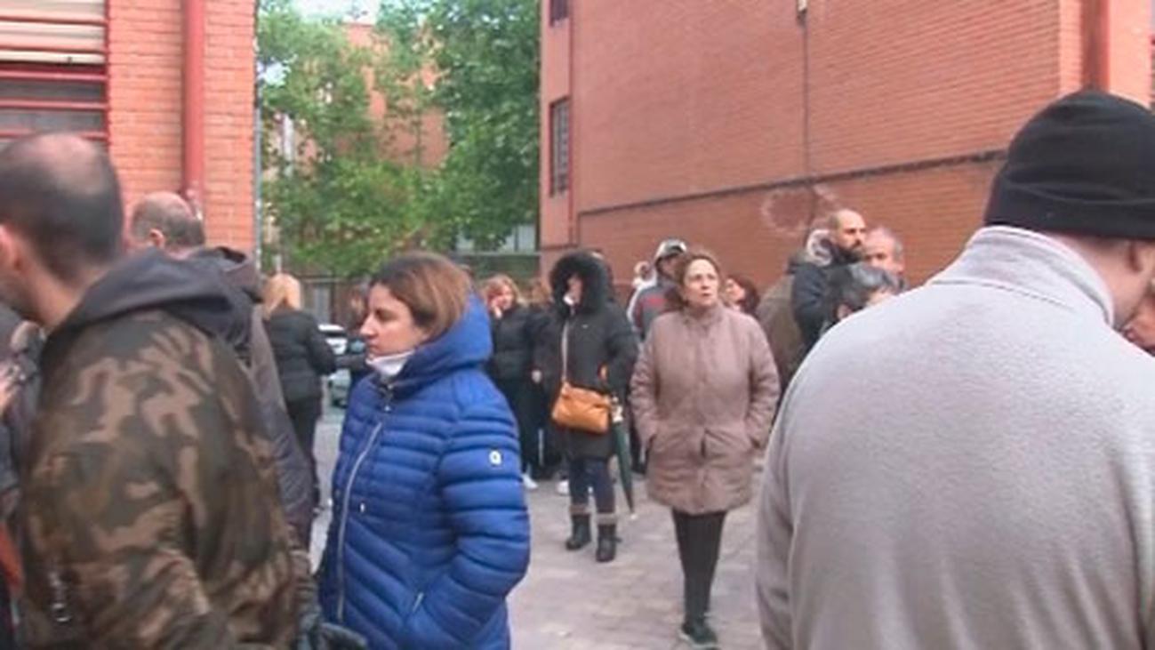 Los vecinos de Vallecas quieren que 'los Visita' se vayan para siempre