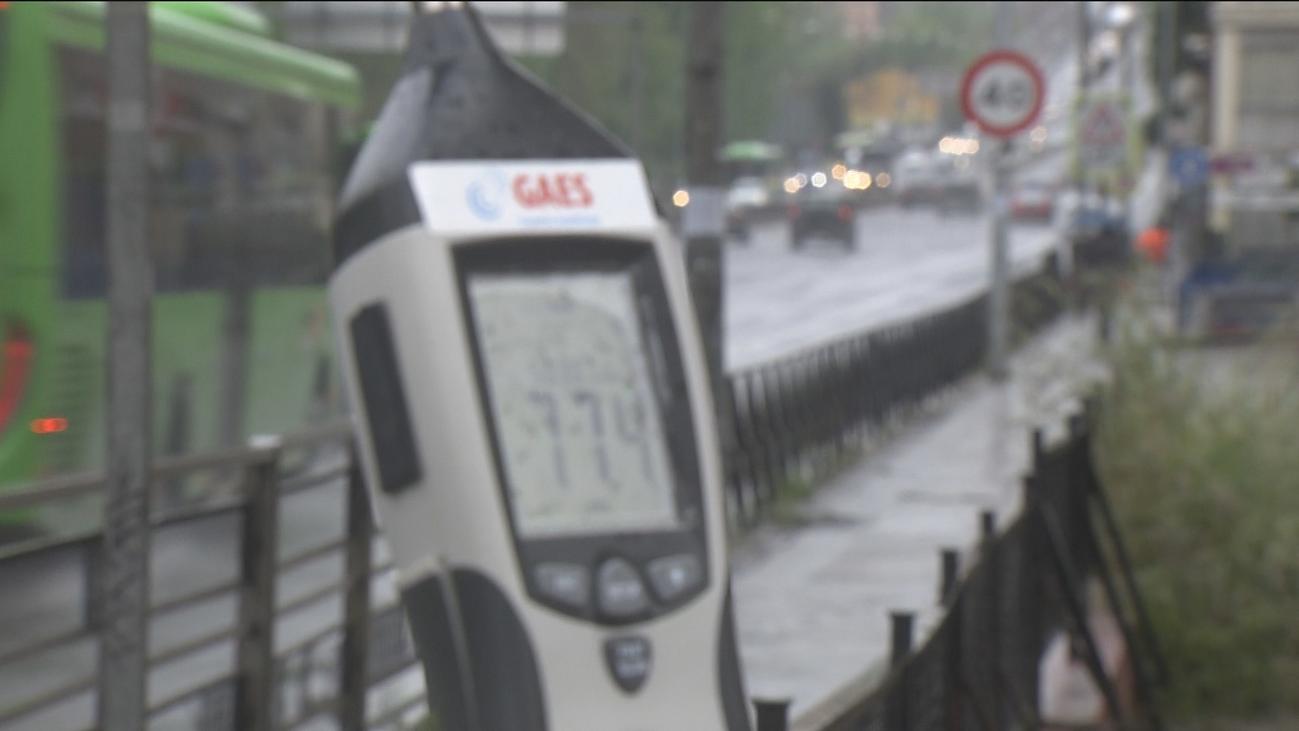 El ruido contamina Madrid