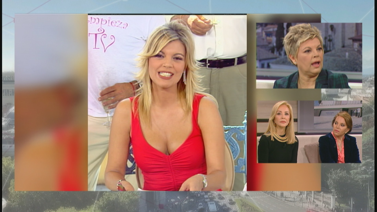 Terelu Campos Recuerda Su Paso Por Telemadrid