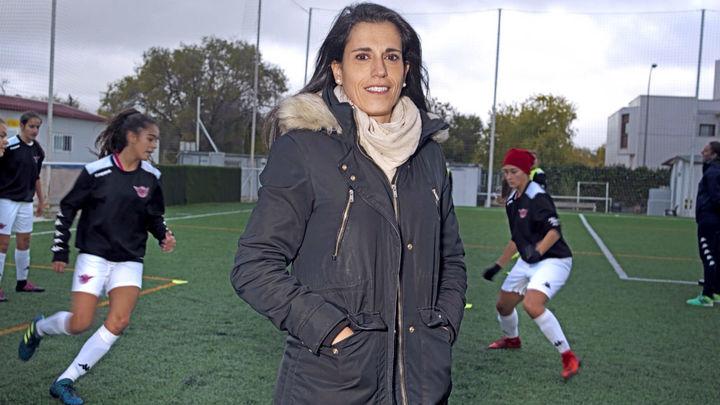 """Ana Rossell:  """"¿Un deseo? subir a Primera División"""""""