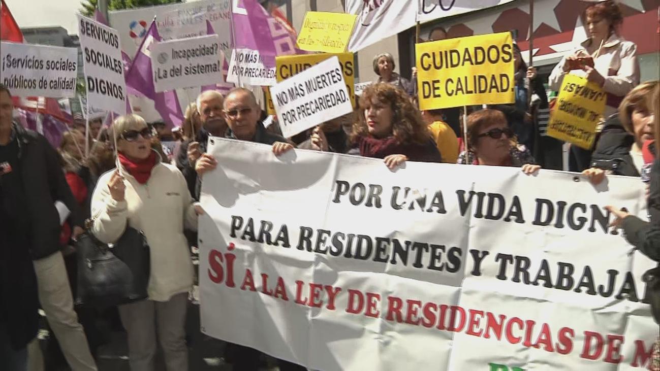 Piden medidas y más control para evitar casos de maltrato a ancianos en residencias
