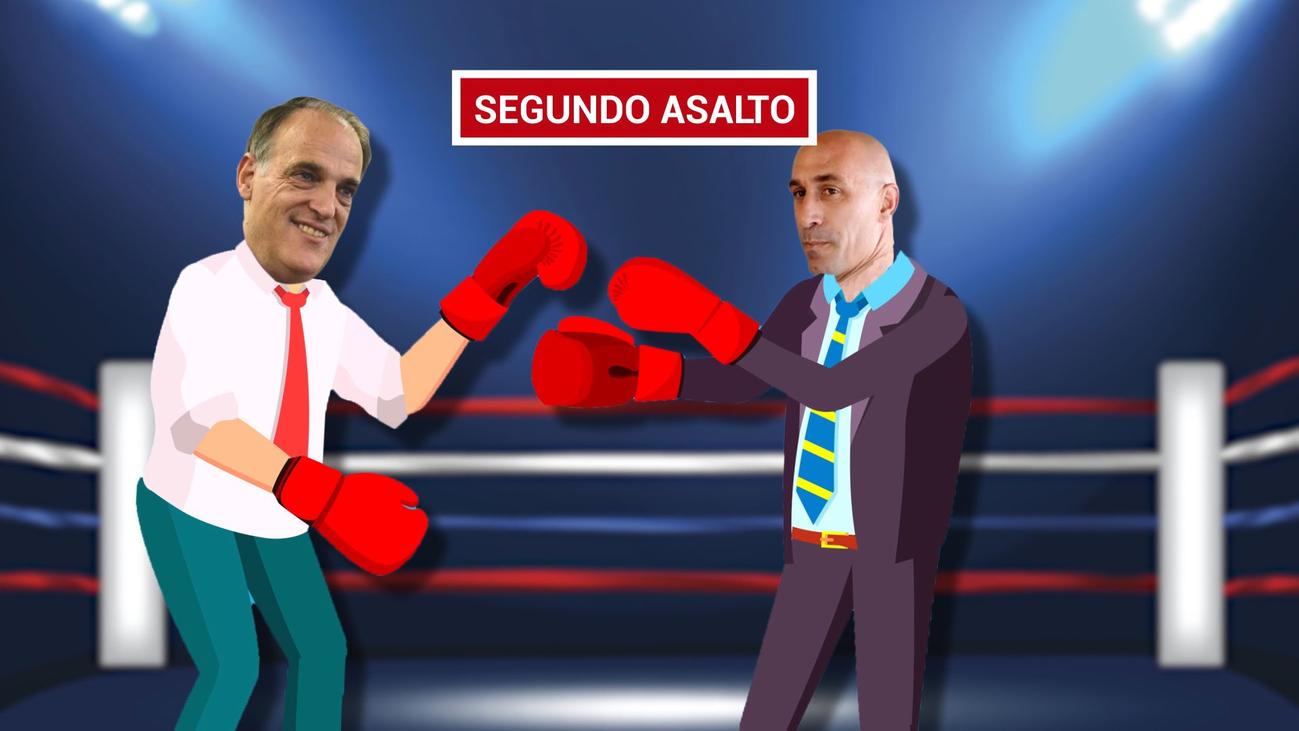 LaLiga se opone a los cambios en la Copa del Rey y la Supercopa