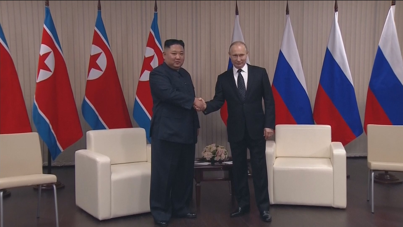 """Putin dice que la desnuclearización coreana es """"posible"""""""