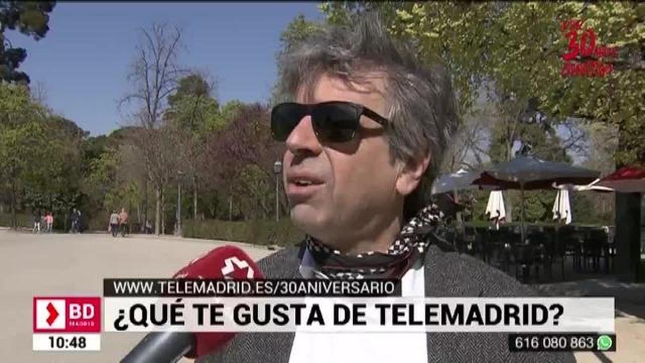 ¿Qué opinan los madrileños de TeleMadrid?