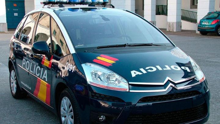 Detenido 'in fraganti' un ladrón de viviendas en el madrileño barrio de Salamanca