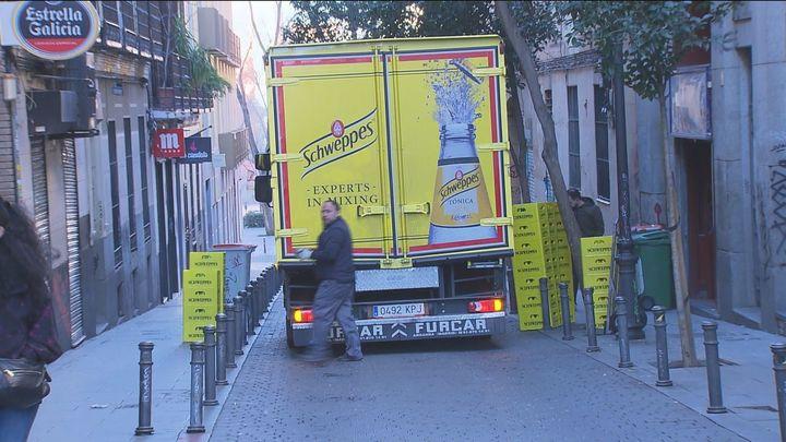 Madrid Central amplia el reparto de madrugada para los productos frescos