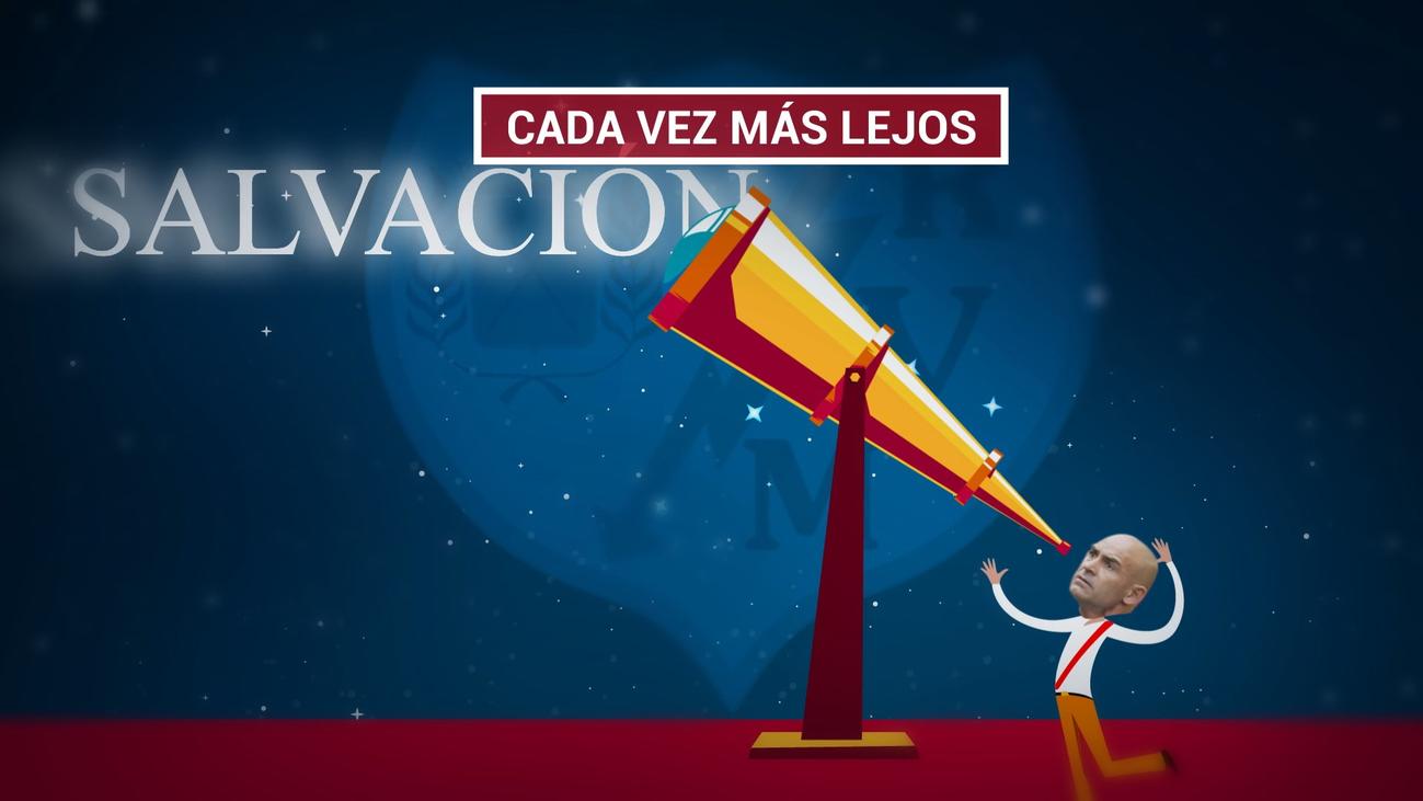 El Rayo Vallecano se aferra a un milagro