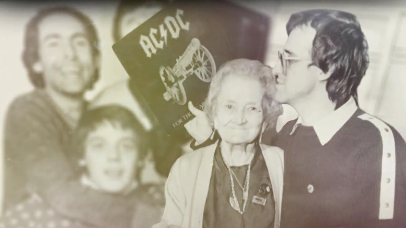 La 'abuela rockera' era de Madrid