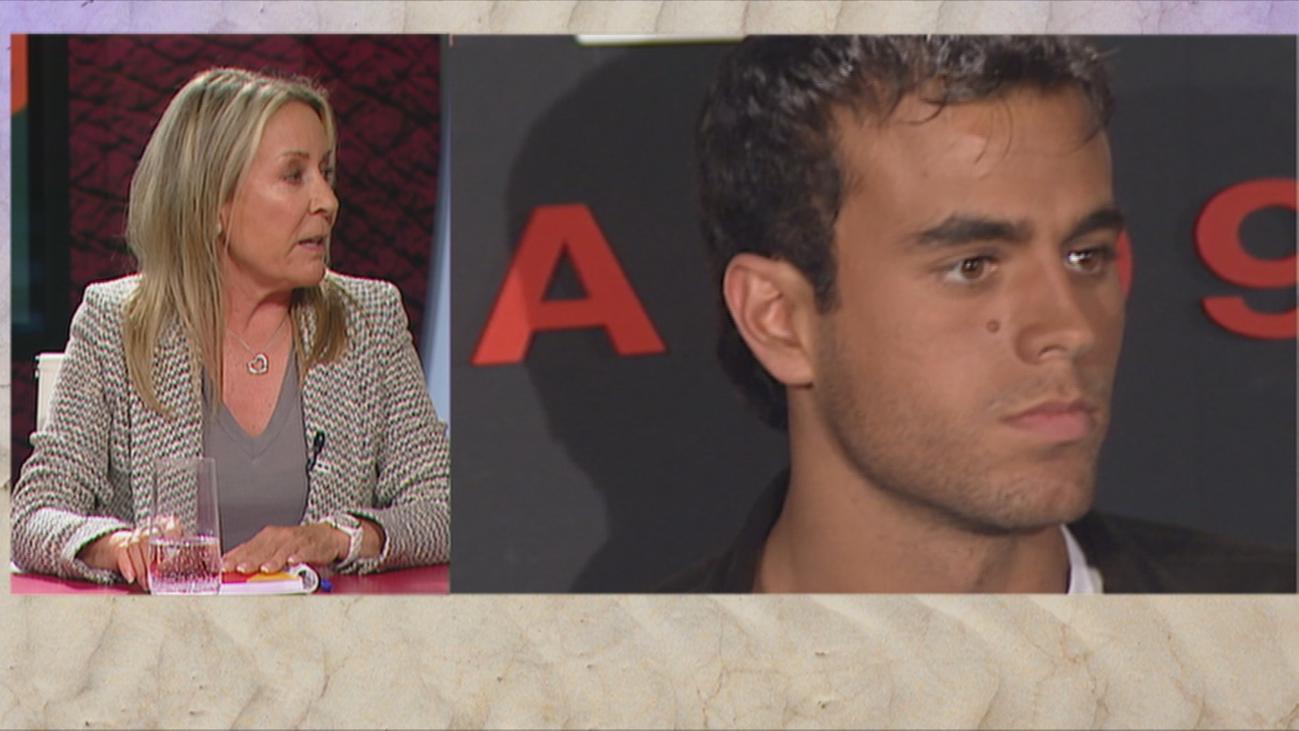 La rivalidad entre Julio y su hijo Enrique Iglesias