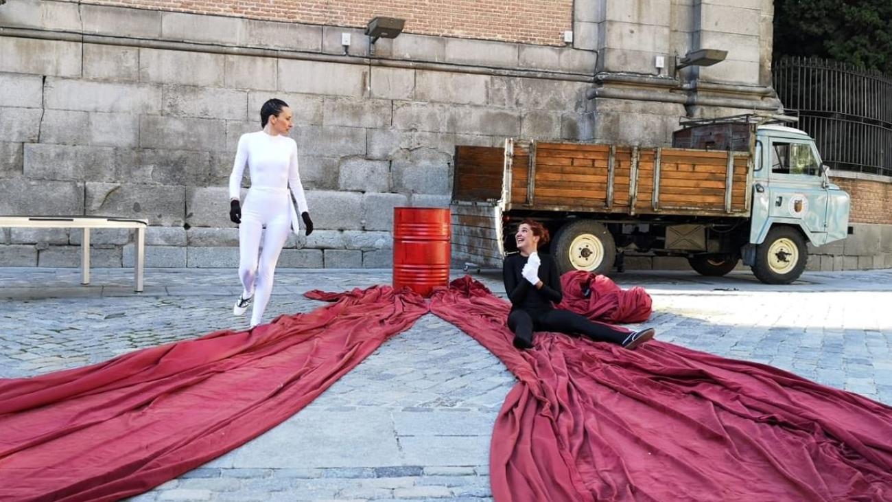 'La Barraca' en las calles acerca el teatro de Lorca a los barrios
