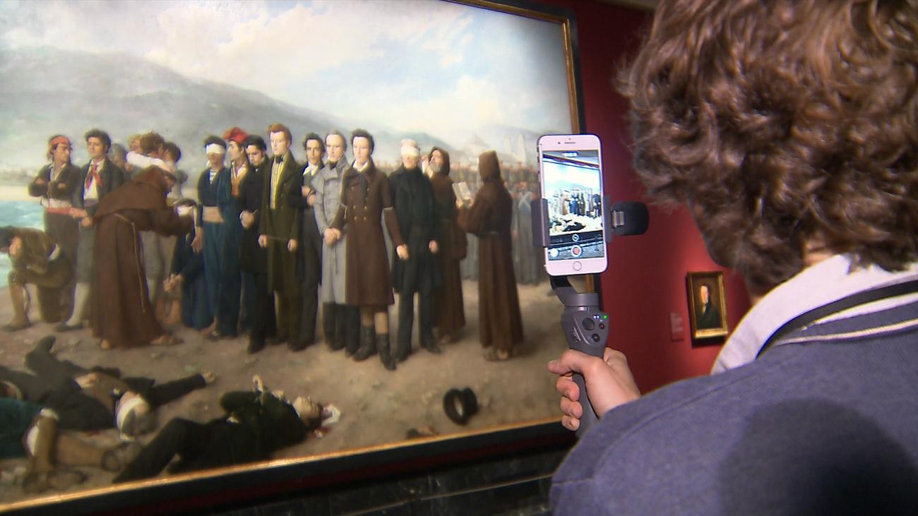 El Museo del Prado triunfa en Instagram con sus directos
