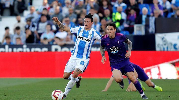 0-0. Leganés y Celta firman un duelo anodino