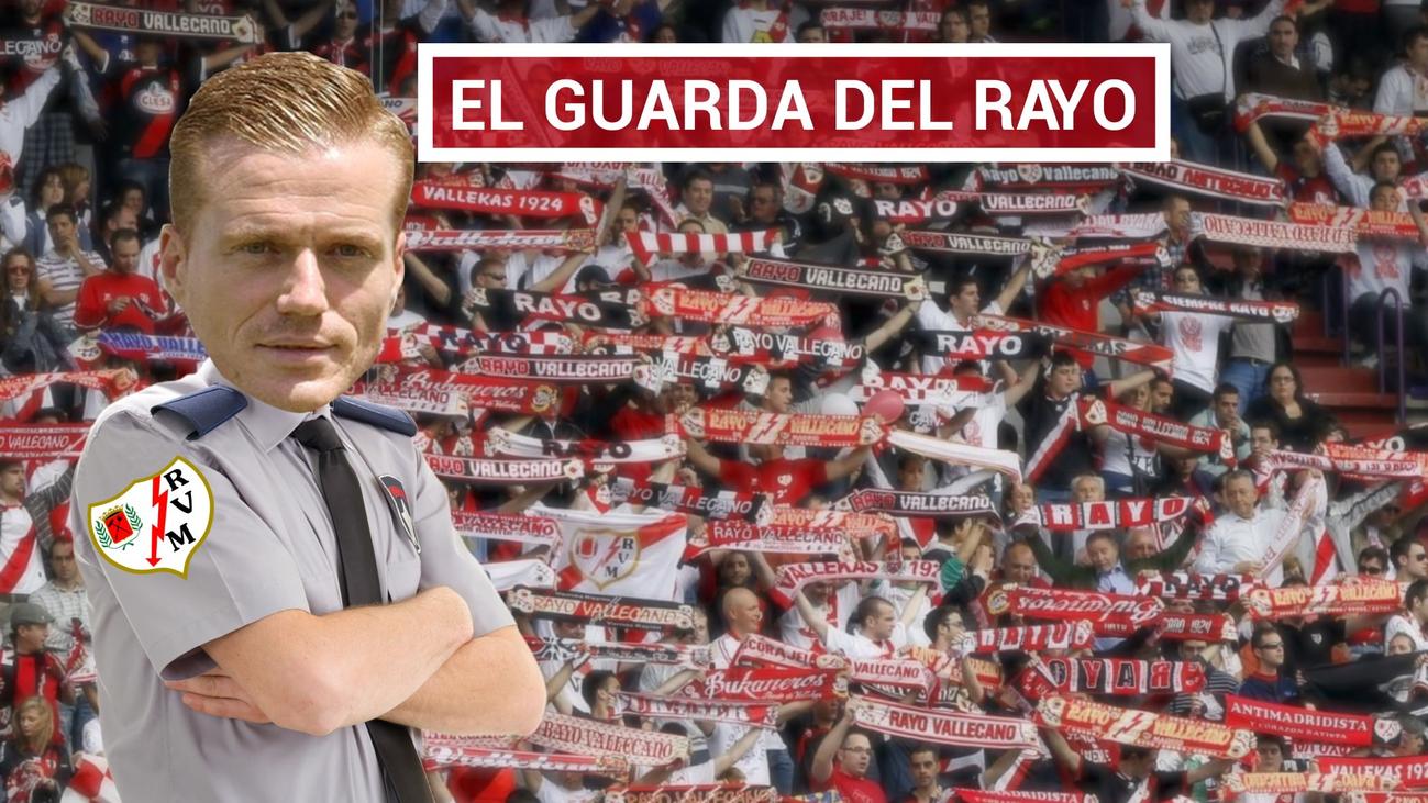 La salvación del Rayo Vallecano pasa por las manos de Alberto