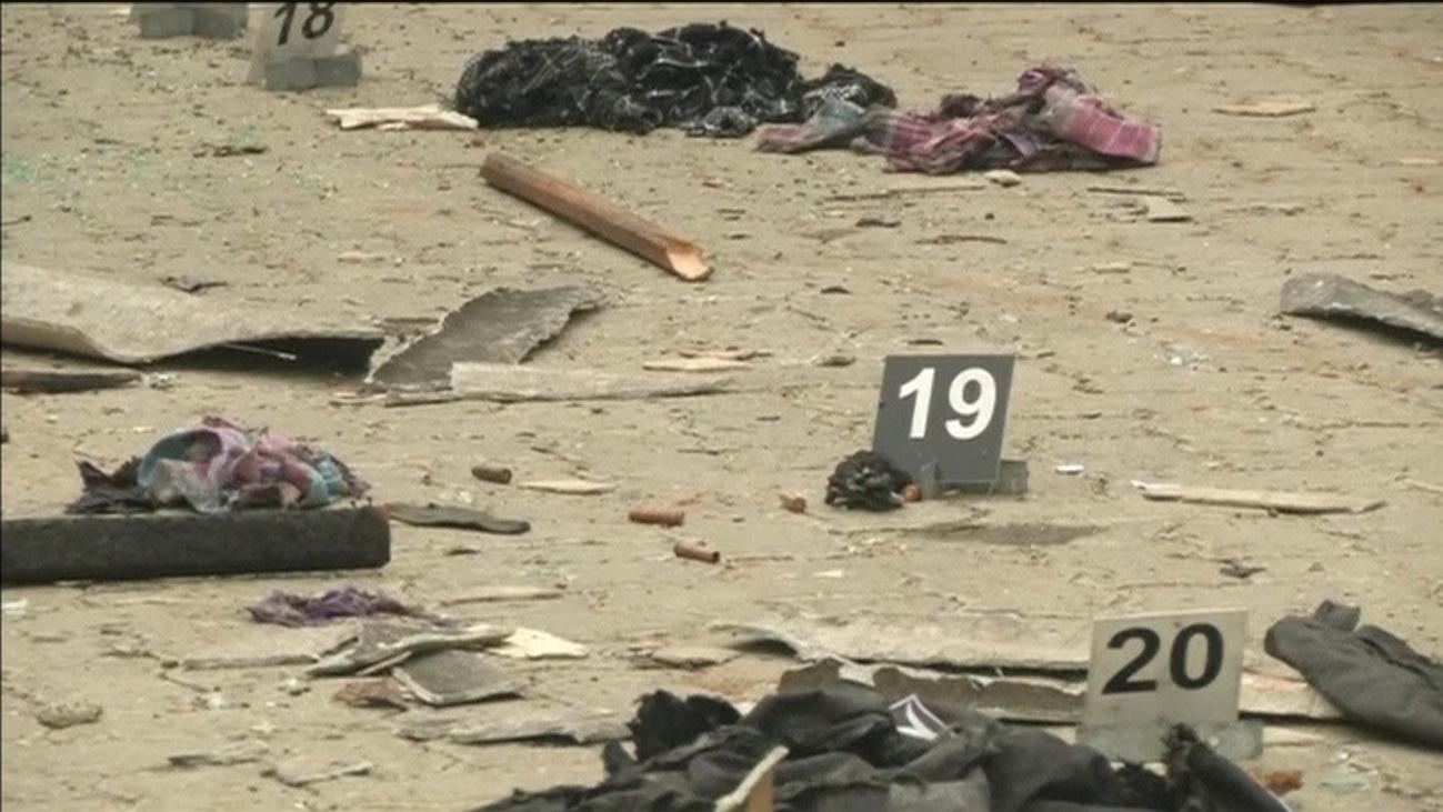 Un enfrentamiento entre la Policía y  terroristas deja 16 muertos en Sri Lanka