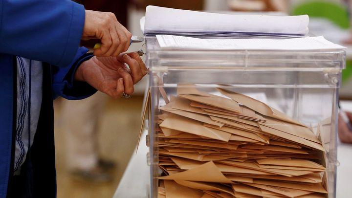 Apertura de las urnas electorales
