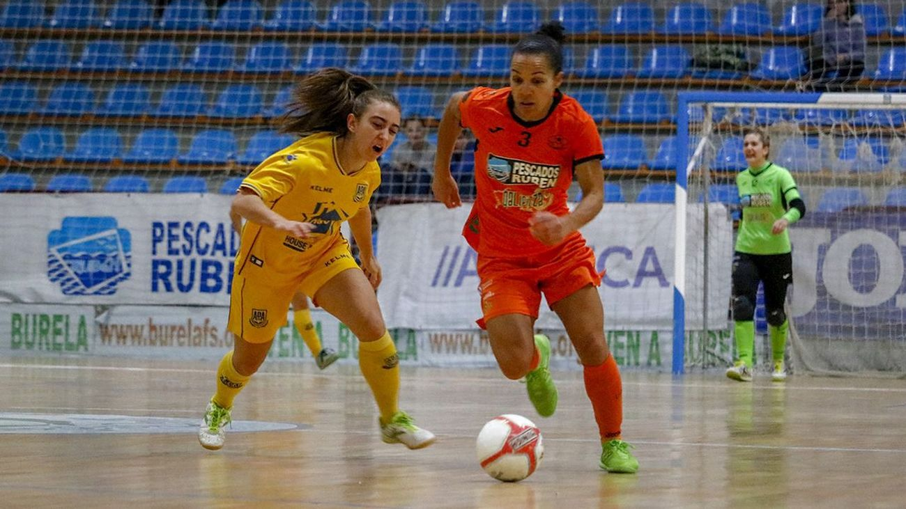 1-2. Burela derrota a la AD Alcorcón FSF sobre la bocina