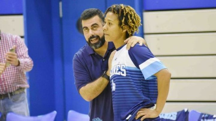 Entrevista a Antonio Pernas, técnico de Baloncesto Leganés