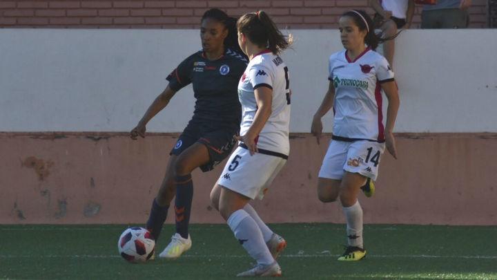 1-1. CD Tacón-Zaragoza CFF, un duelo nulo