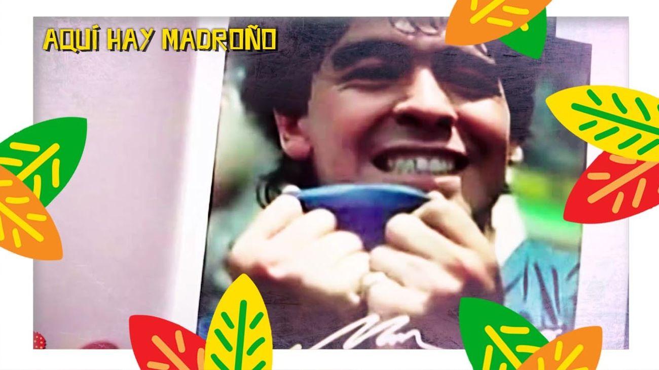 Maradona: de héroe a villano.