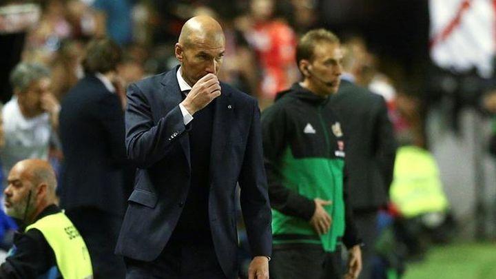 """Zidane: """"Pedimos perdón, no hicimos nada"""""""