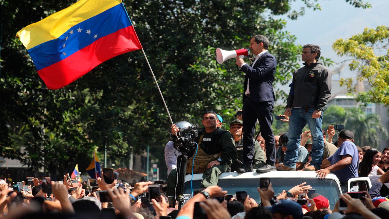 Juan Guaidó / EFE