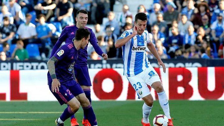 """Mikel Vesga: """"Califico nuestra temporada con un ocho"""""""