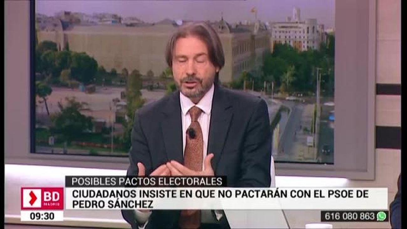 Buenos Días Madrid (8:30 - 10:30) 30.04.2019