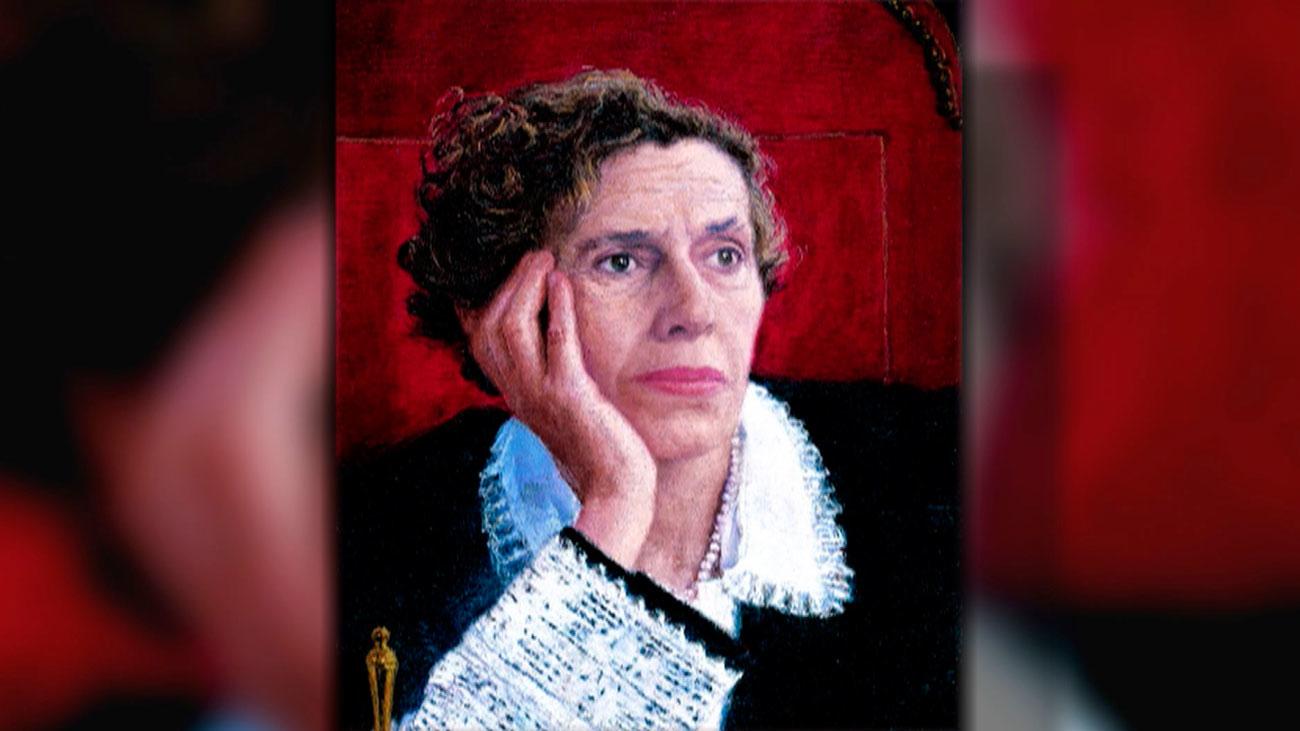 Un retrato de Manuela Carmena sale a subasta por 15.000 euros