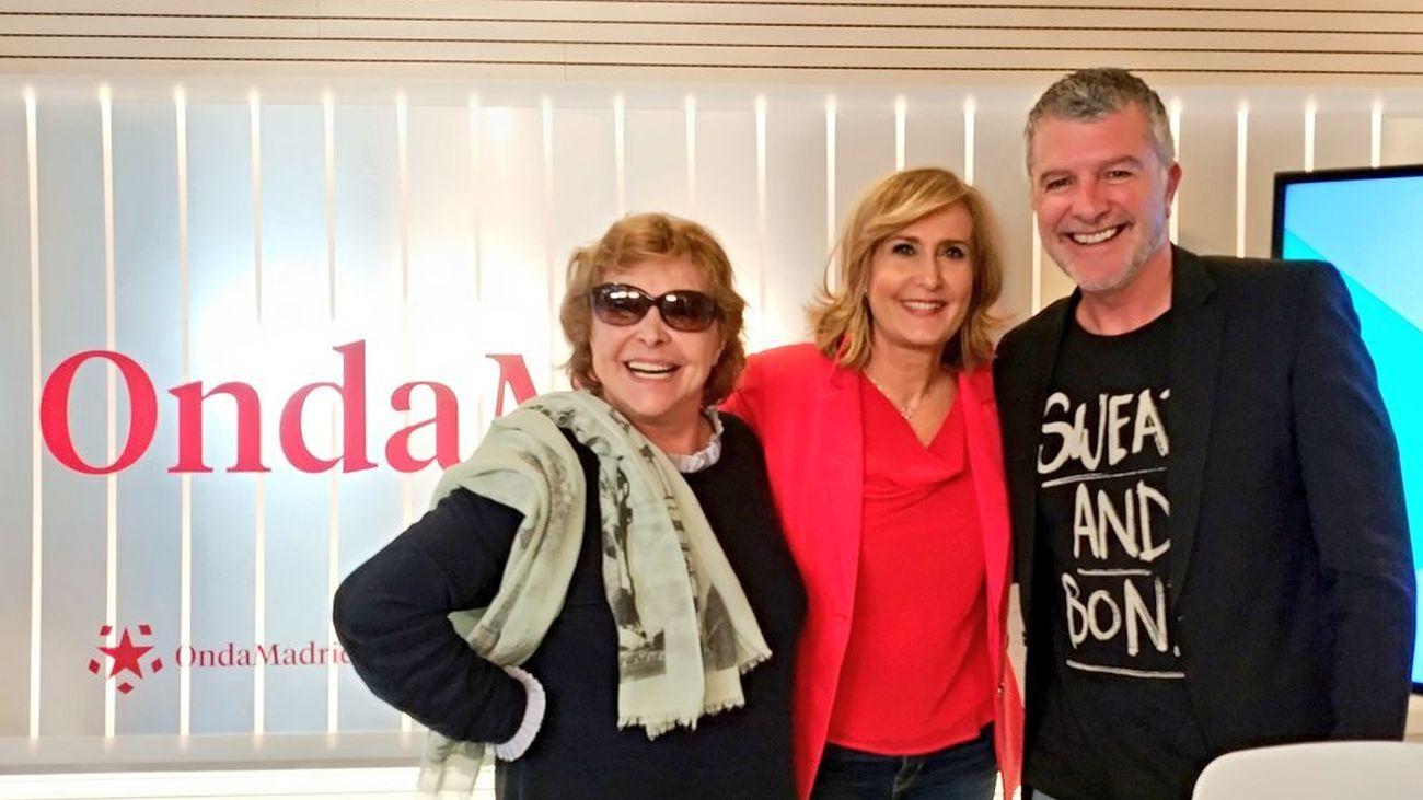 """Maria Luisa Merlo y Jesús Cisneros, protagonistas de """"Conversaciones con mamá"""" en el  Teatro Amaya"""
