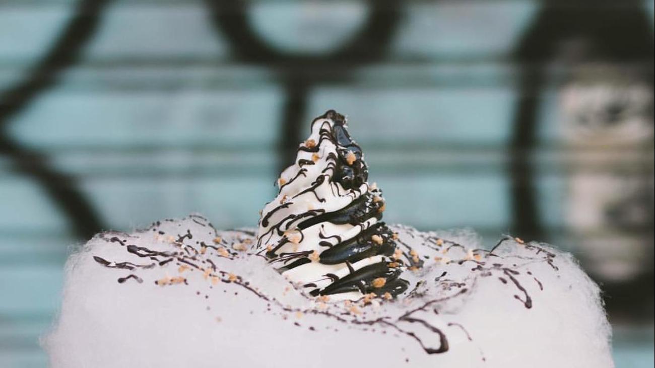 Llegan los helados que te harán, literalmente, tocar el cielo