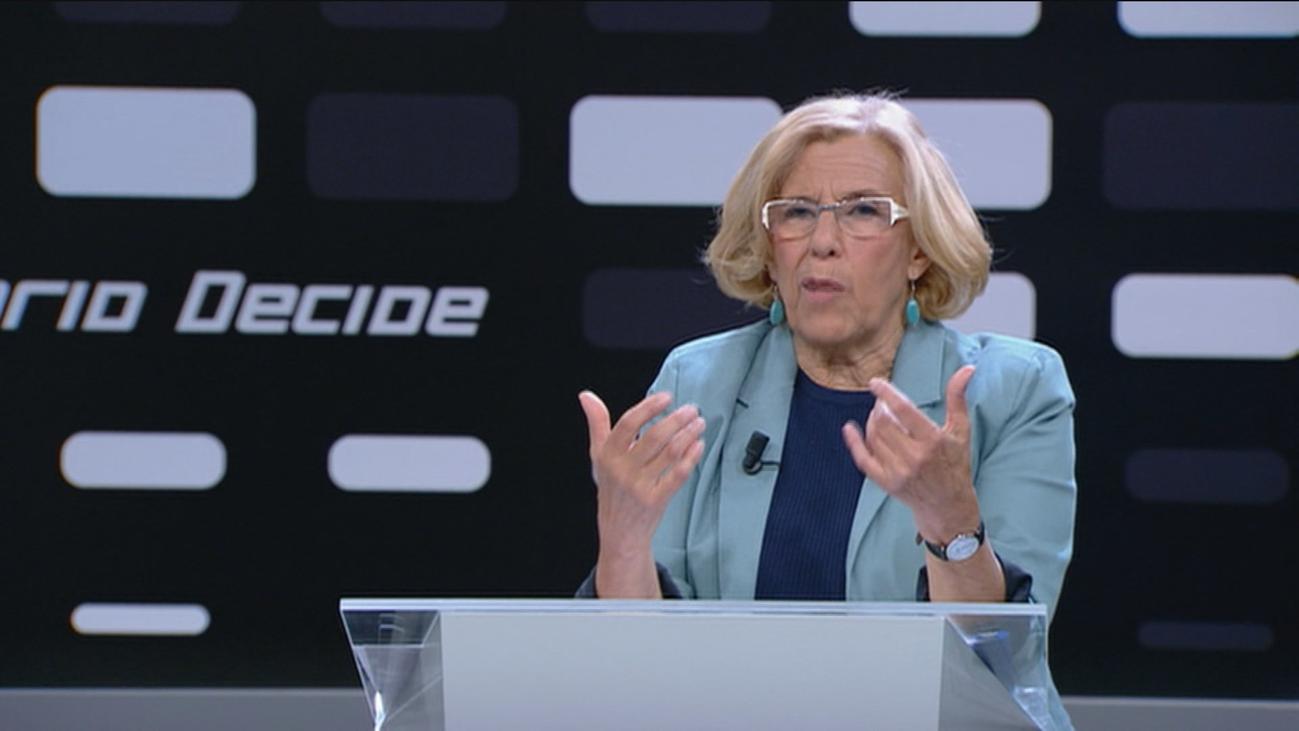 Más Madrid recurrirá la decisión de la Junta Electoral de excluirles de los debates