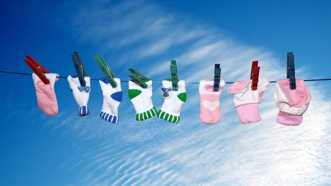 El 90 % de calcetines infantiles tiene restos de 2 tóxicos