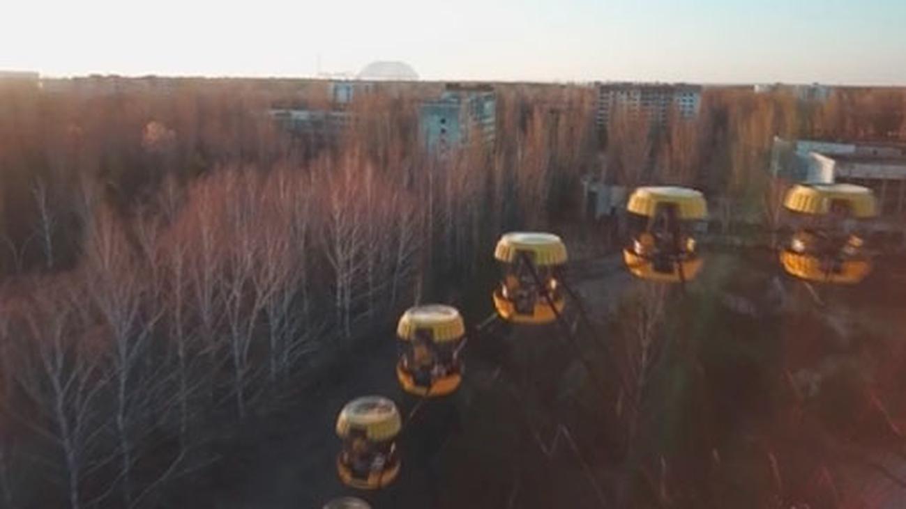 El 'turismo negro', atraído por el morbo y el terror, duplica las visitas a Chernóbil