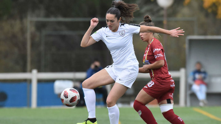 Entrevista a Estela Fernández, del Madrid CFF