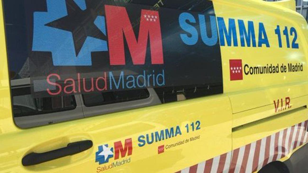 Atropelladas una madre, que está grave, y su hija en acceso a Madrid Xanadú