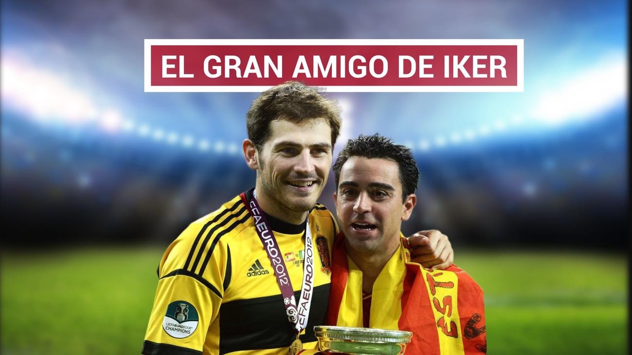 Xavi Hernández ha decidido ponerle fin a su carrera