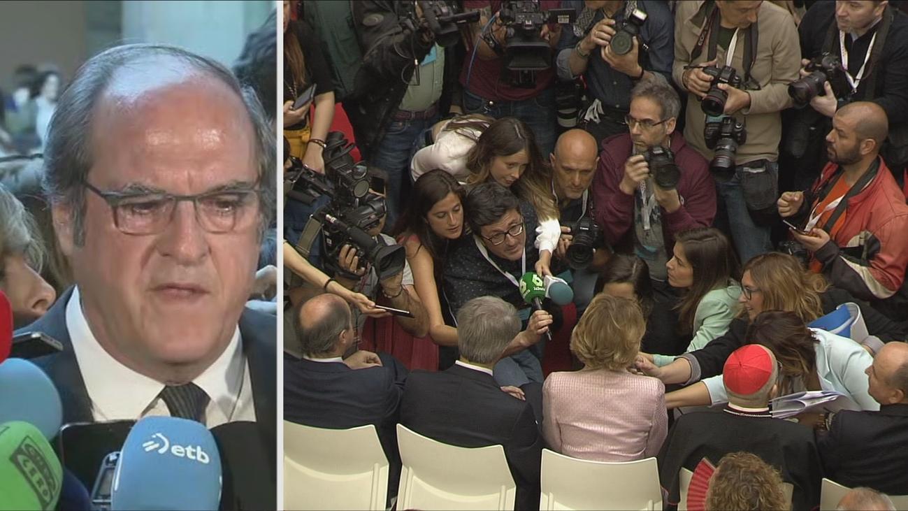 """Gabilondo: El mejor regalo para Madrid es una propuesta de transformación"""""""